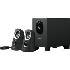 Zvočniki LOGITECH Z523 2.1 Črni