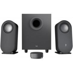 Zvočniki LOGITECH Z407 2.1 Bluetooth (980-001348)