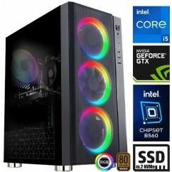 Računalnik MEGA 6000Y i7-11700F 5SSD16 1T GTX 1660 SUPER RGB