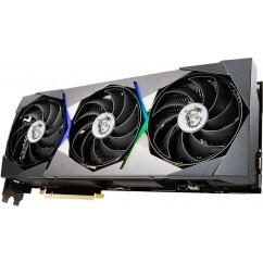 Grafična Kartica MSI Suprim X GeForce RTX 3080 Ti 12GB GDDR6X (MS-80TiSUPRIMX)