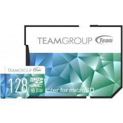 Spominska Kartica Teamgroup Color Card II 128GB microSDHC/SDXC UHS-I U3 90MB/s